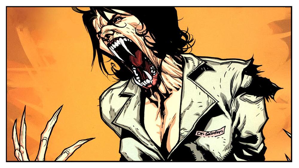 Американский вампир (комикс)