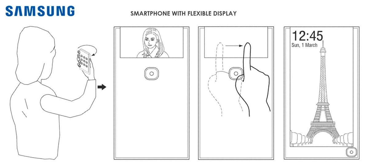 Samsung с изогнутым дисплеем