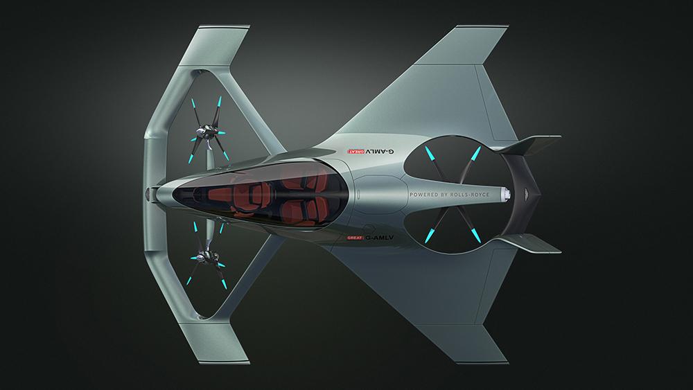 Aston Martin Volante Vision