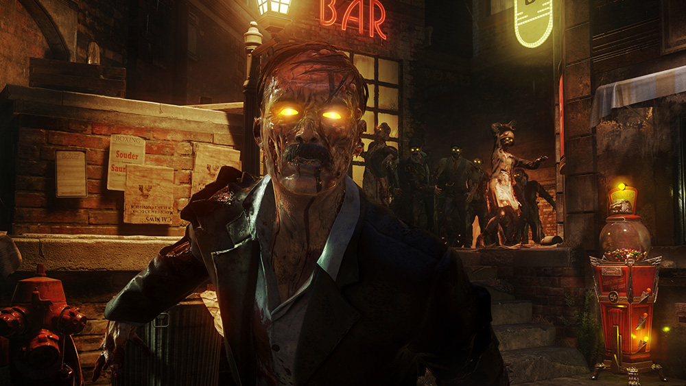 Call of Duty Black Ops 3 DLC Zombies Chronicles