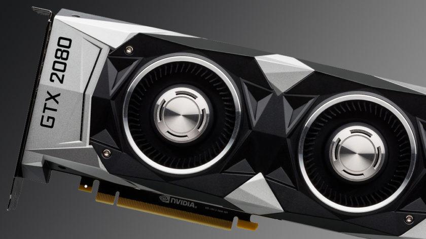 GeForce GTX 2080