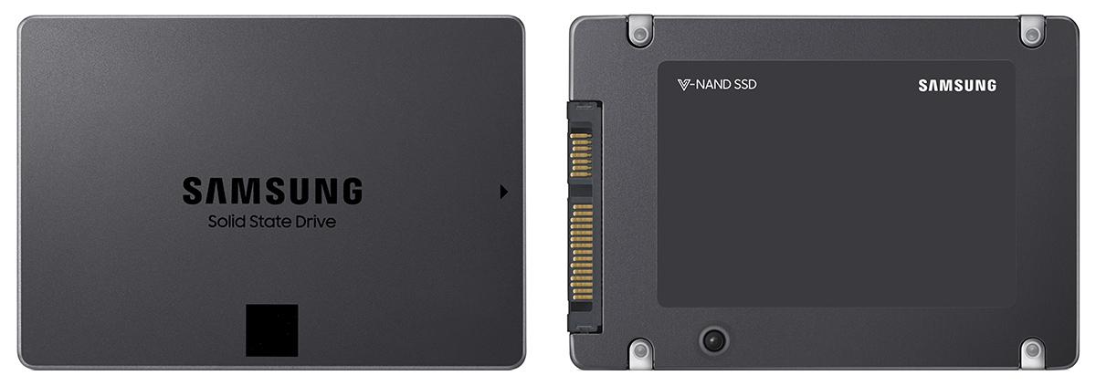 Samsung QLC SSD 4TB