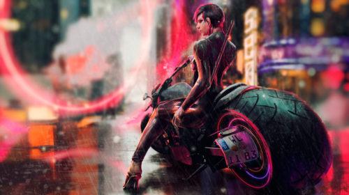 Cyberpunk (Wei Zixiang)