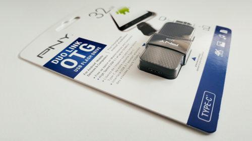 PNY Duo Link OTG Type C 3.1 32GB (P-FD32GOTGSLTC-GE)