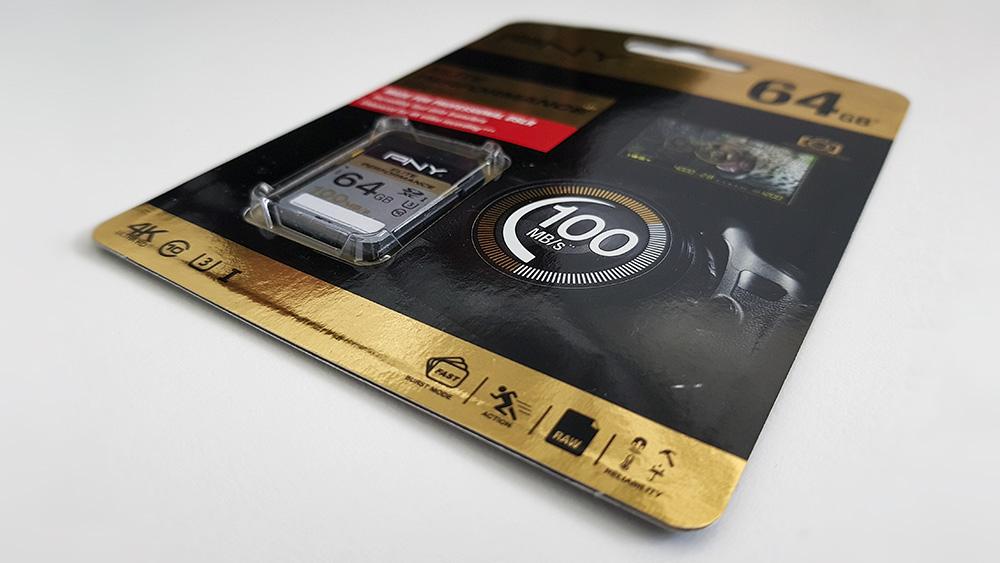 PNY SDXC Elite Performance 64GB (SD64G10ELIPER-EF)