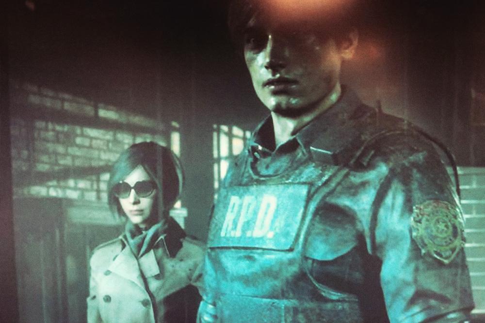 Resident Evil 2 Remake - Ада Вонг