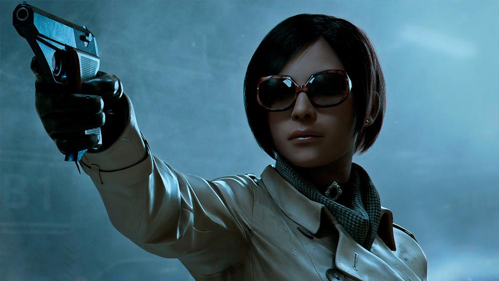 Ада Вонг - Resident Evil 2 Remake