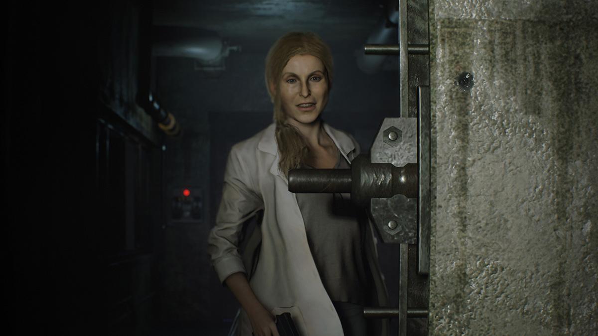 Аннет Биркин - Resident Evil 2 Remake