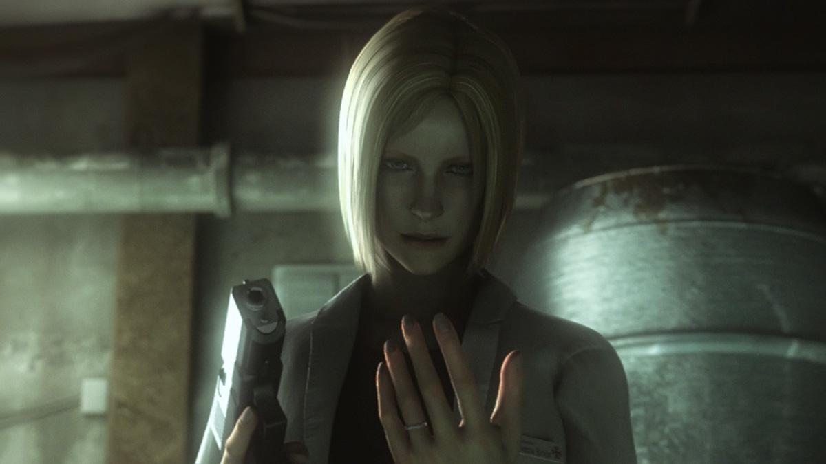 Аннет Биркин - Resident Evil: The Darkside Chronicles