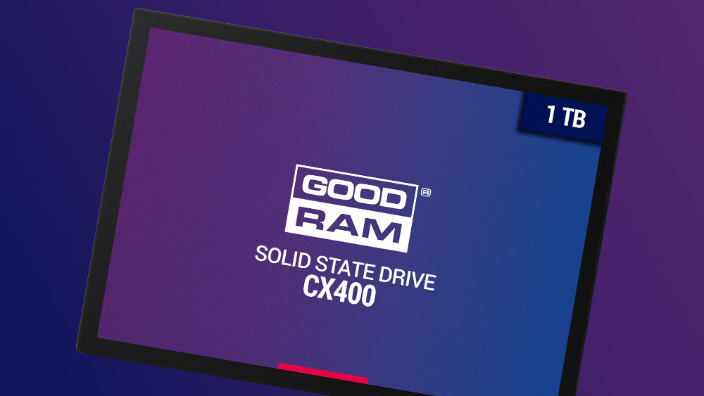 SSD GOODRAM CX400