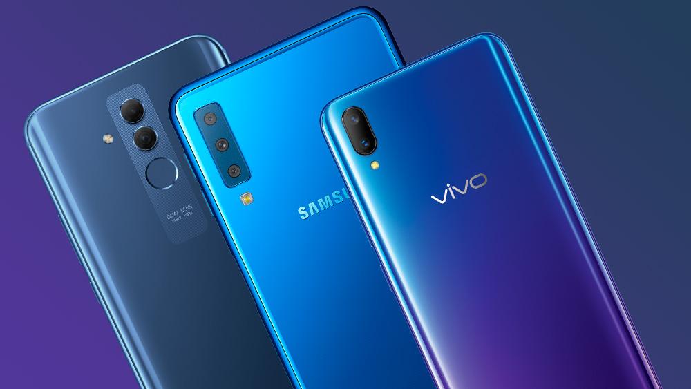 Топ-5 новых смартфонов четвертой недели сентября 2018