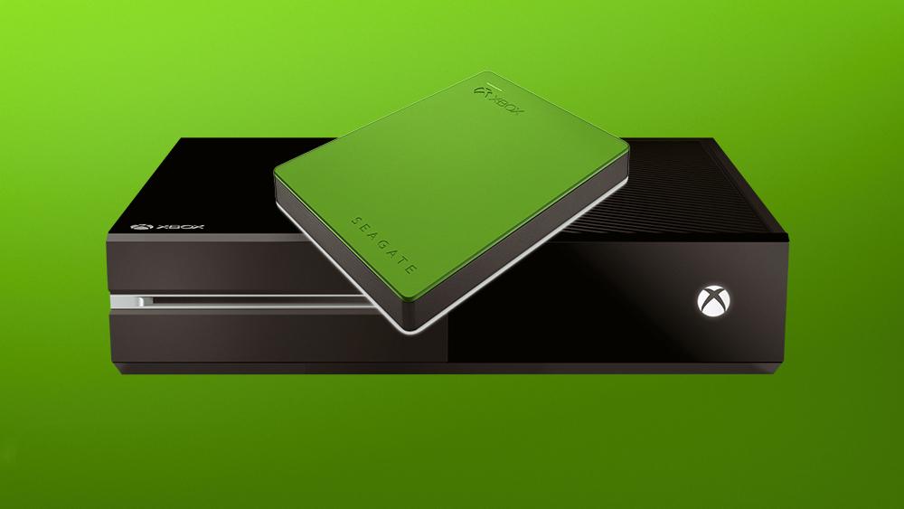Топ-5 лучших внешних HDD для Xbox One