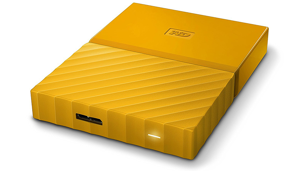 WD 4TB My Passport Portable