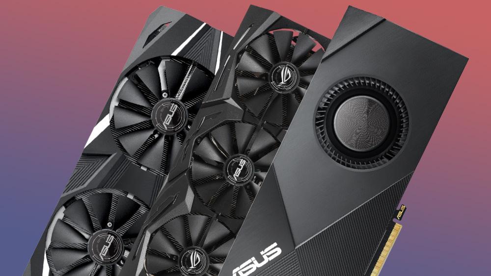 ASUS представила линейку видеокарт GeForce RTX 2070