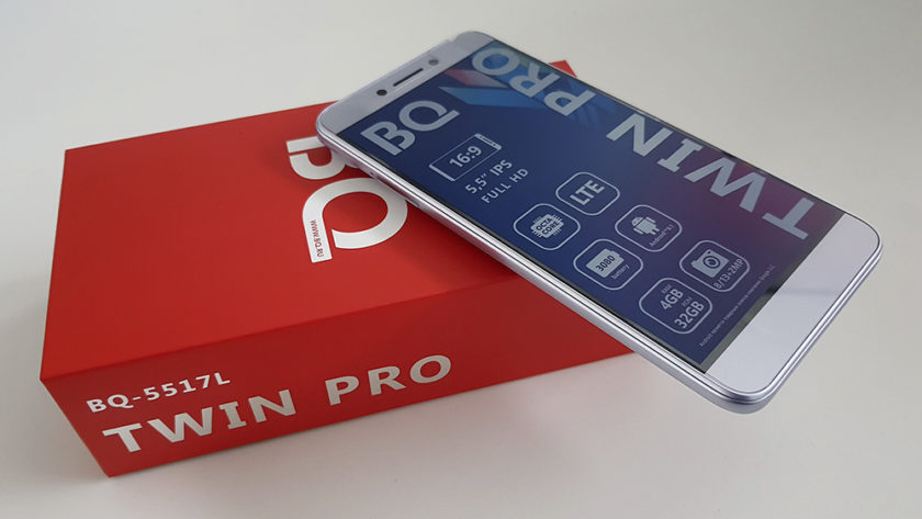 BQ-5517L Twin Pro
