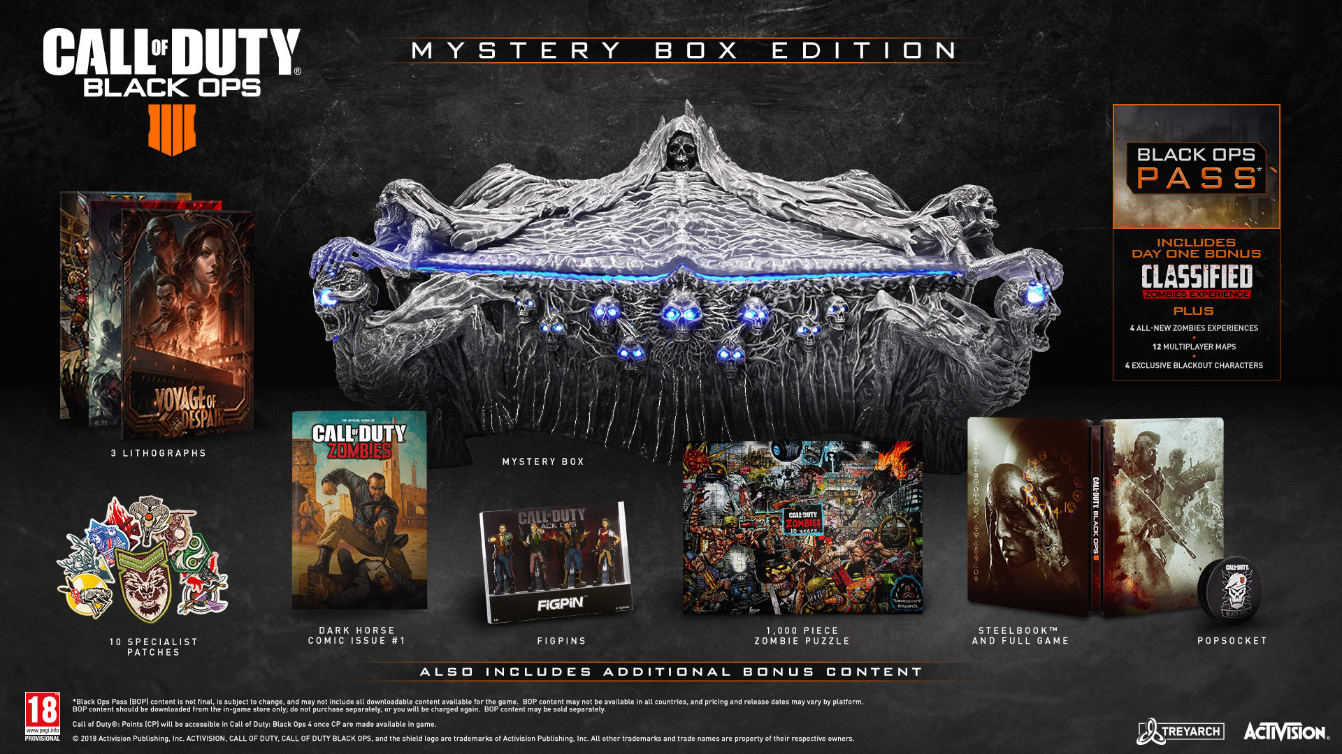 Call of Duty: Black Ops 4 – Mystery Box Edition