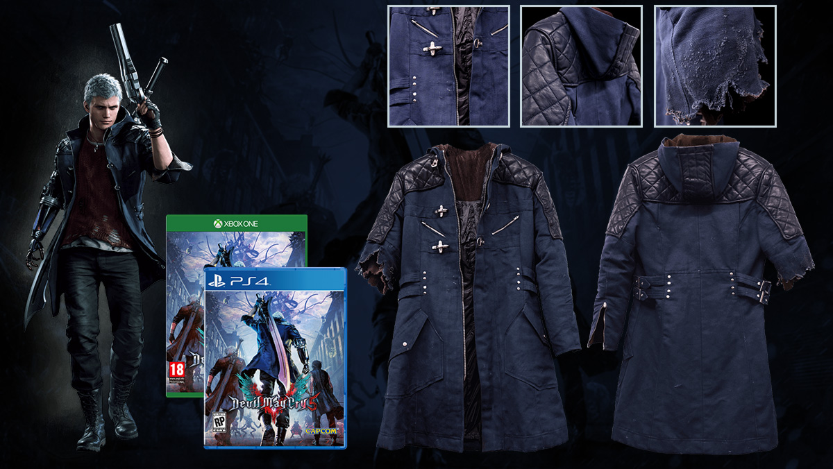 Devil May Cry 5: Ultra Limited Edition - Nero