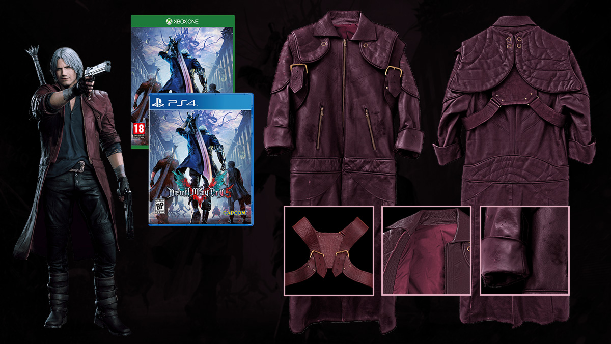 Devil May Cry 5: Ultra Limited Edition - Dante