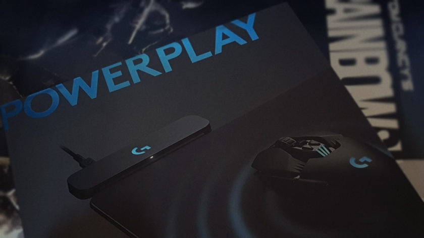 Обзор Logitech PowerPlay