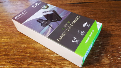 PNY The Family Car Charger