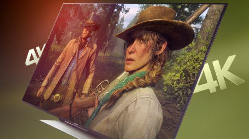 Лучшие 4K-телевизоры для игры в Red Dead Redemption 2