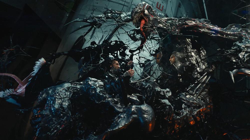 «Веном» - финальная битва