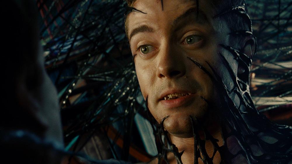 """Тофер Грейс в фильме """"Человек-паук 3: Враг в отражении"""""""
