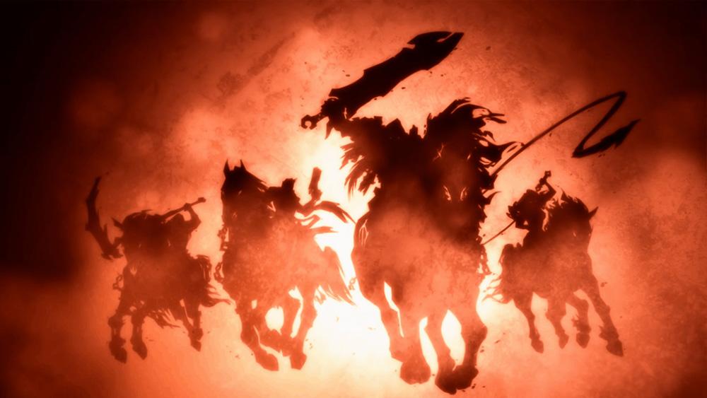 Darksiders 3: всадники апокалипсиса