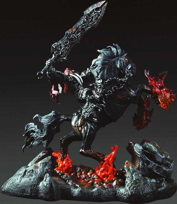Фигурка Войны из Darksiders