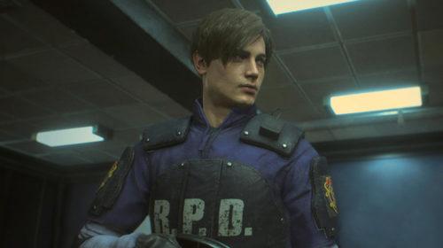 Resident Evil 2 Remake: классический костюм Леона Кеннеди
