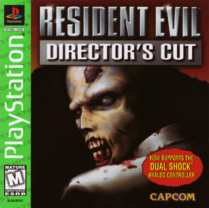 Resident Evil Director's cut