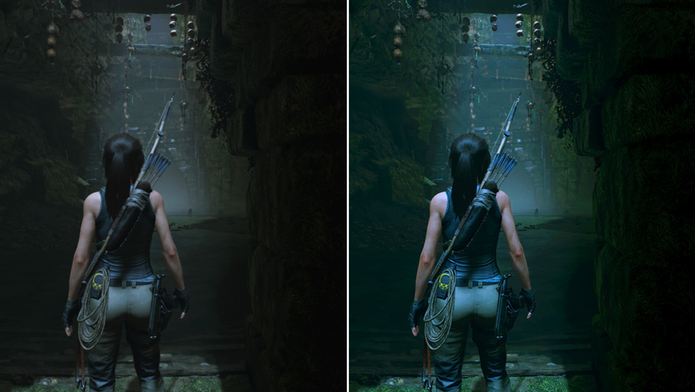 Shadow of the Tomb Raider: Simple Realistic 3D