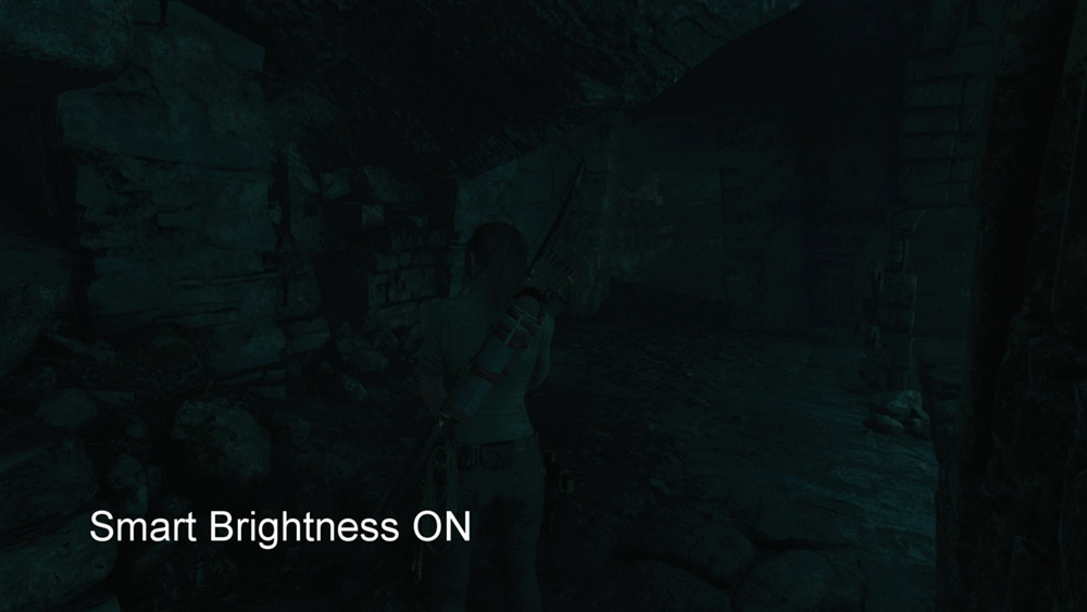 Shadow of the Tomb Raider: Smart Brightness ReShade mod