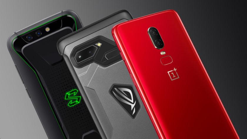 Топ-10 лучших Android-смартфонов по версии AnTuTu за сентябрь 2018 года