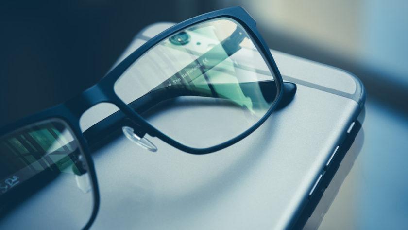 Как смартфоны влияют на зрение?