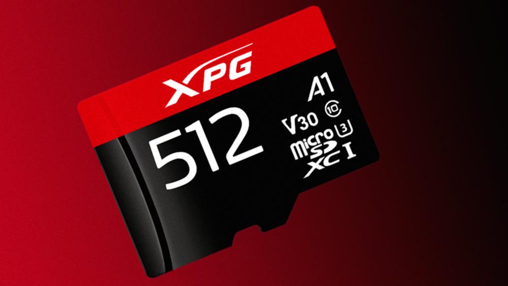 ADATA XPG microSDXC