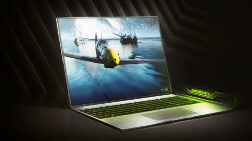 Ноутбуки с видеокартами GeForce RTX 2080 и RTX 2060