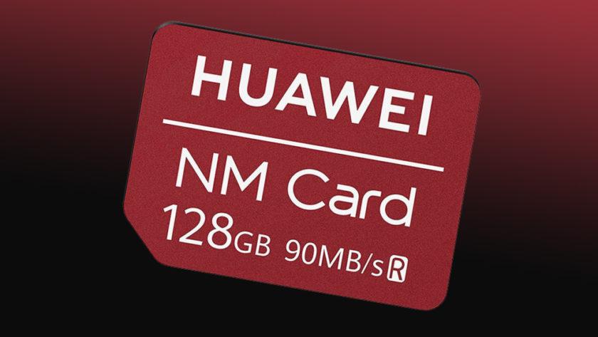Huawei nano SD