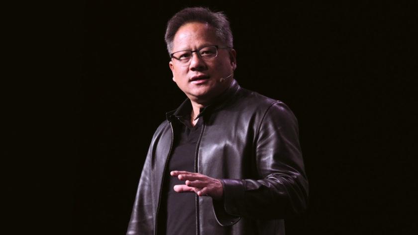 NVIDIA CEO: Дженсен Хуанг
