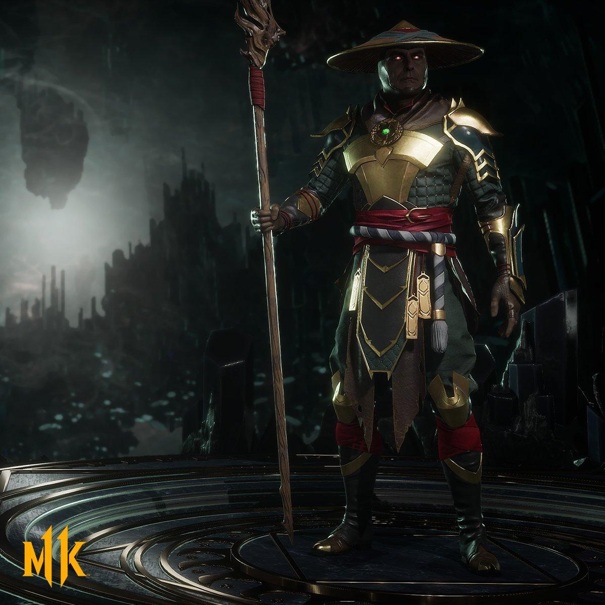 Mortal Kombat 11: Темный Рейден