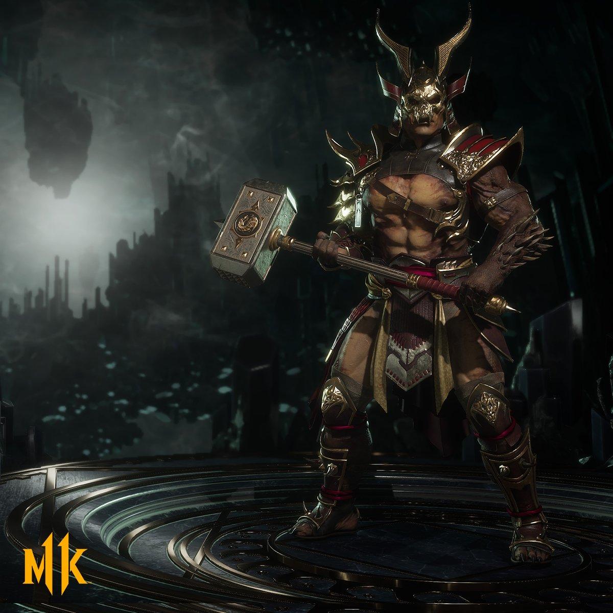 Mortal Kombat 11: Шао Кан
