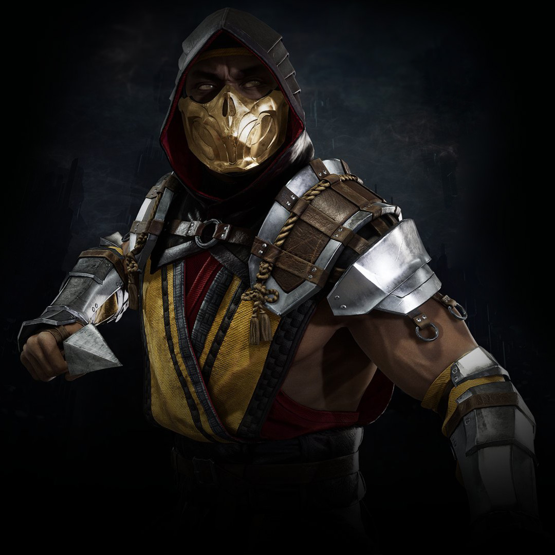 Mortal Kombat 11: Скорпион