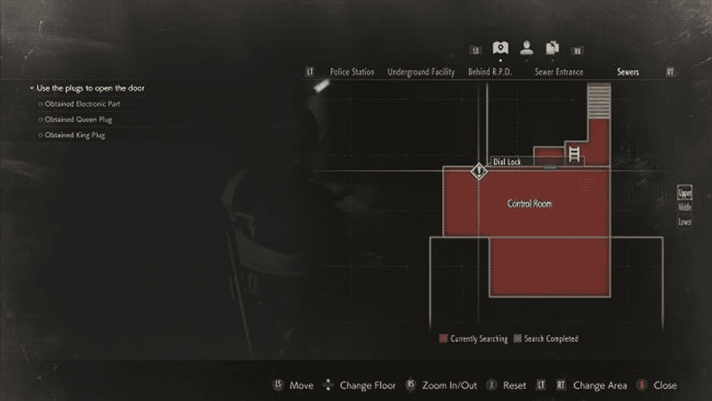 Resident Evil 2: второй шкаф