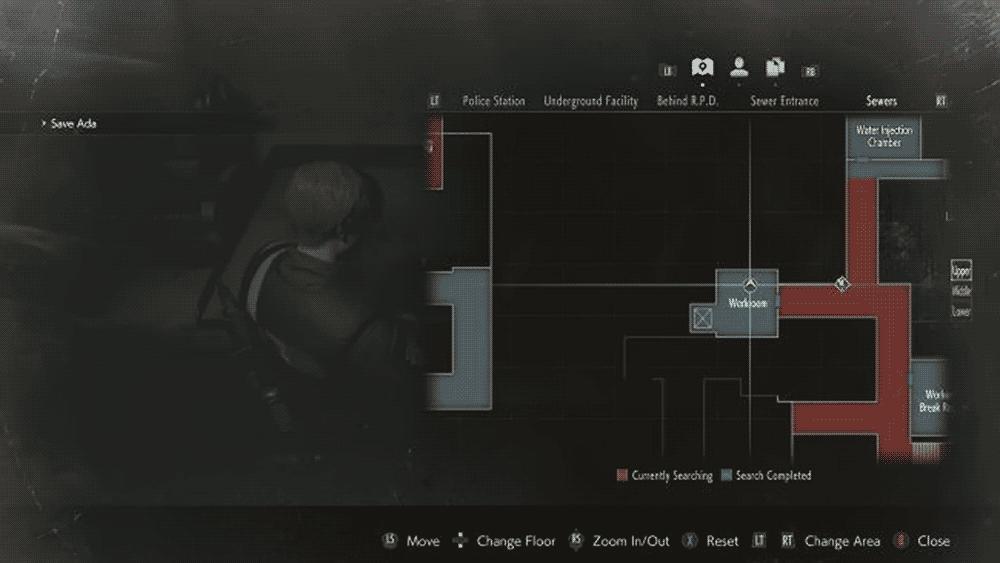 Resident Evil 2: третья пленка