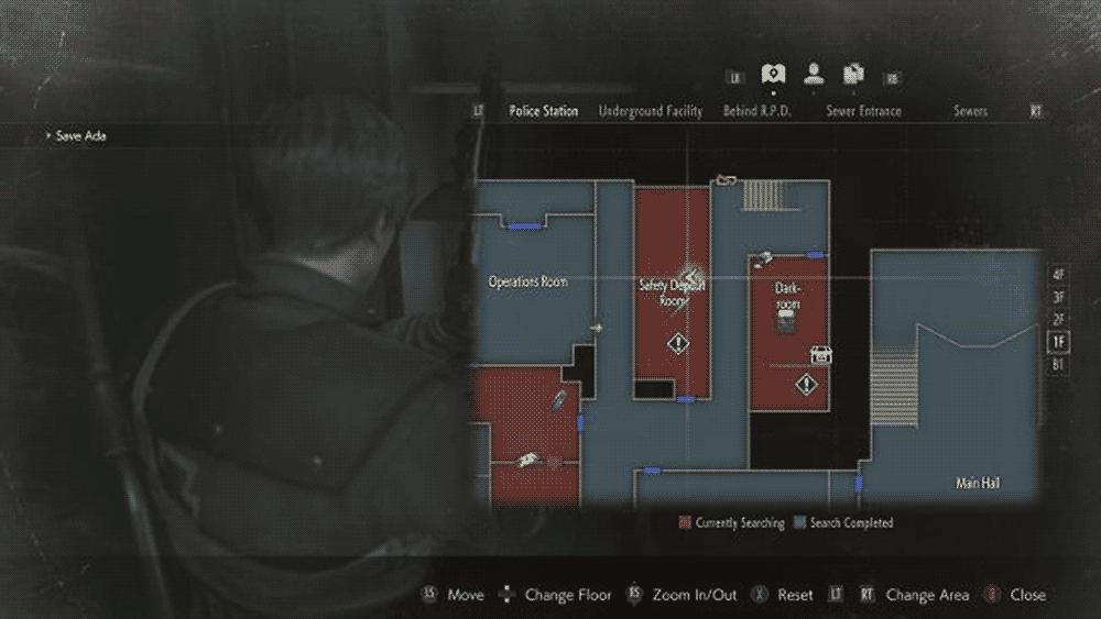 Resident Evil 2: первая пленка