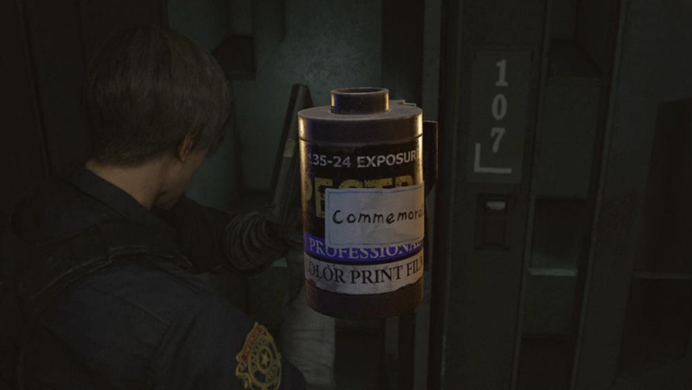 Resident Evil 2 Remake: где найти все фотопленки
