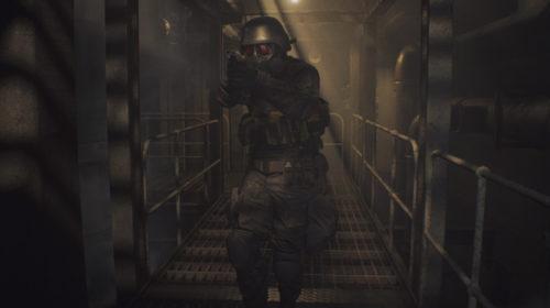 Resident Evil 2 Remake: Ханк