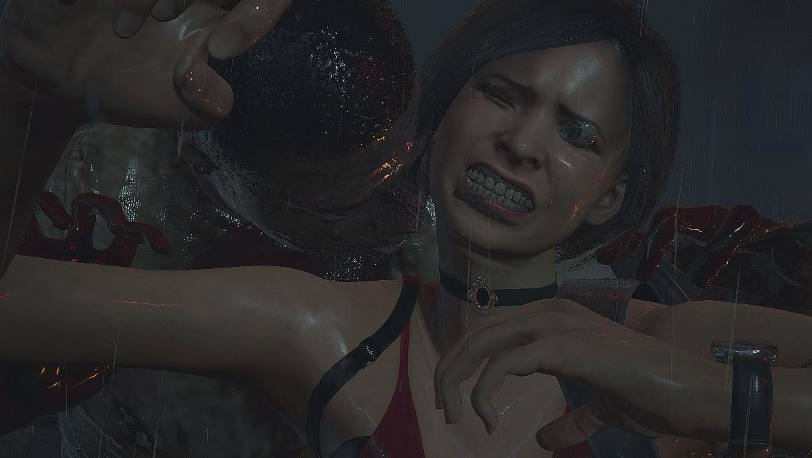 Resident Evil 2 Remake: Ада Вонг