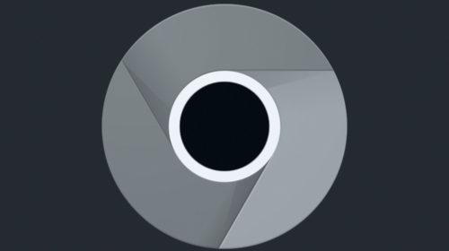 Google Chrome Canary Dark Mode