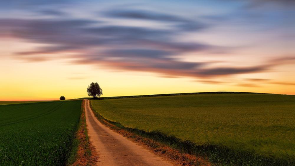 Фотографируем пейзажи
